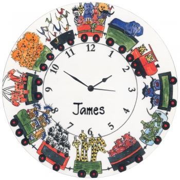 Personalised Clocks - Animurals