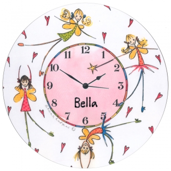 Personalised Personalised clock for